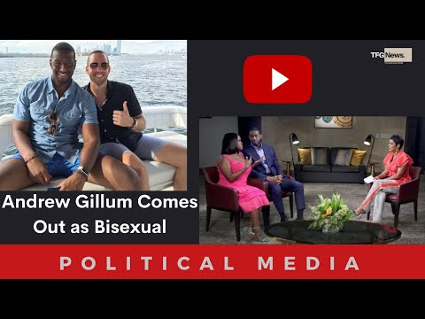 "Andrew Gillum And Tamron Hall | ""Political Media"" Reacts"
