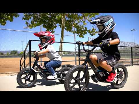 2020 Stacyc Stability Cycle  STACYC BRUSHLESS 16EDRIVE in Marshall, Texas - Video 1