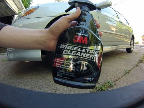 3M Wheel cleaner review