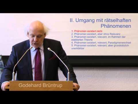 Brüntrup: Philosophisches zur Nahtoderfahrung