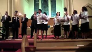 """The Gentle Spirits singing """"I STAND ON YOUR WORD"""""""
