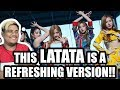 (G)I-DLE - 「LATATA」(JAPANESE VERSION) MV REACTION VIDEO