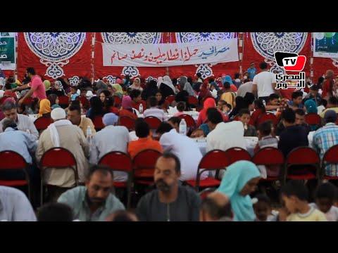 «هنفطر مع بعض» لـ«مصر الخير» تفطر ٤ آلاف بالإسكندرية