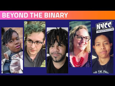 Beyond the Binary - Trans & Nonbinary Narratives in Fiction