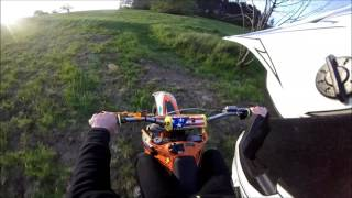 GoPro | KTM 250 2t POWER! Enka with Sądeckie Enduro