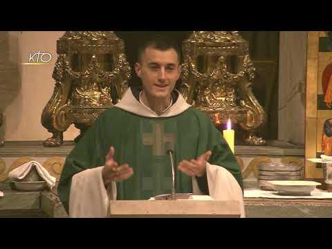 Vêpres et messe du 10 octobre 2020 à St-Gervais