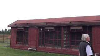 preview picture of video 'Wspólny Gołębnik - Pabianice 2012 - przylot gołębi'