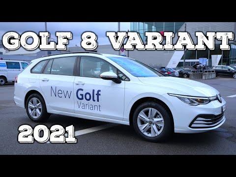 Volkswagen Golf 8 Variant 2021