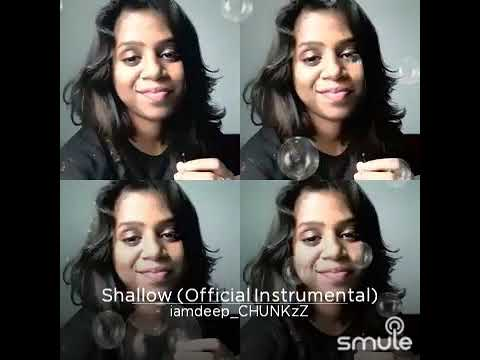 Shallow - Lady gaga | cover song |Deepika Thamizhvanan