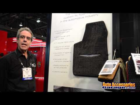 Lloyd Luxe Floor Mats Video