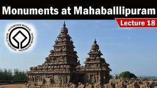 UNESCO World Heritage Site, Group Of Monuments At Mahabalipuram, History Of Pallava Kings #18