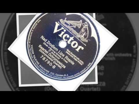 Polish 78rpm recordings, 1926. VICTOR 78790. Pieśni Rewolucyjne (Teodozia Wandycz)
