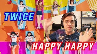 TWICE「HAPPY HAPPY」Music Video Reaction and Recommendation