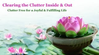 Decluttering: How Clutter Affects Your Health: Sleep, Nutrition & More