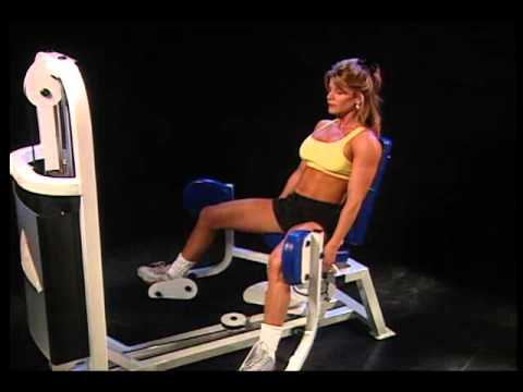 How to do work outer thigh and butt muscles. Seated Hip Abductor correctly. Abawi Fit