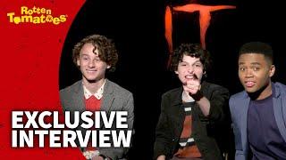 UNCUT IT Interview - We've Already Cast the It Sequel