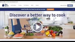 How To Cancel Blue Apron (2017)