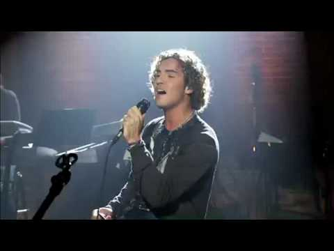 David Bisbal - Ave Maria - Live Walmart Soundcheck