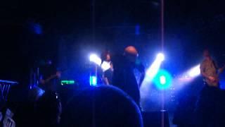 Evans Blue - Crawl Inside - Newbys live 2012 Memphis TN