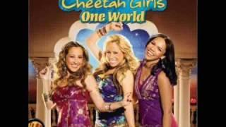 Cheetah Girls-Stand Up (Lyrics)