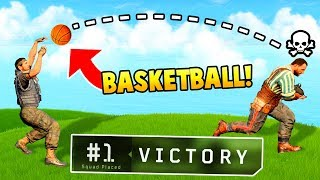 BASKETBALL FINAL KILL in BLACKOUT! (BO4 Black Ops 4 FAILS & WINS #1)