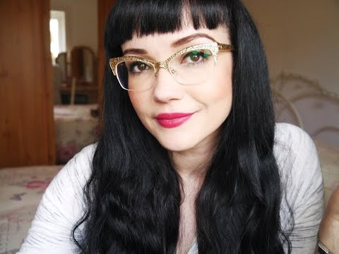 Kate Spade Glitter Glasses | UNBOXING AND REVIEW