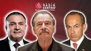 GARCÍA LUNA, FOX y CALDERÓN son los hilos detrás del ABUSO DE PODER contra mí: Vallarta Cisneros