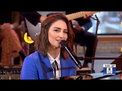 "Sara Bareilles Sings ""Fire"" Live From New CD ""Amidst The Chaos""  April 8, 2019 HD 1080p - Great Concert Performances"