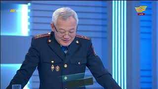 19 ноября 2018 года программа «Online» телеканал «Хабар».