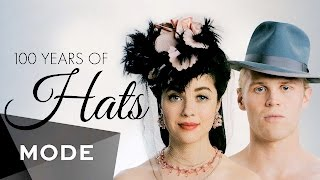 100 Years Of Fashion: Hats ★ Glam.com