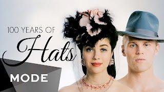 100 Years of Fashion: Hats ★ Mode.com