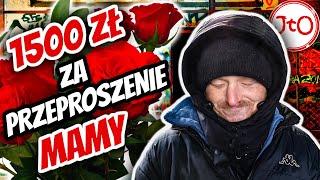 1500 zł za przeproszenie MAMY