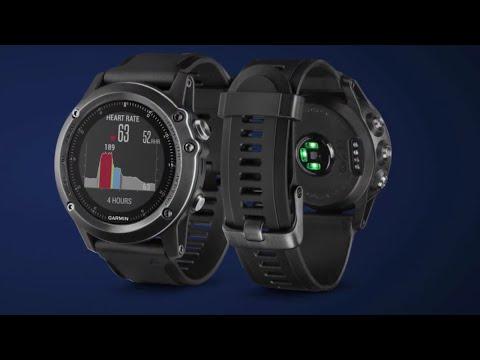 fēnix 3 HR Tutorial - Nutzung der Herzfrequenzmessung am Handgelenk