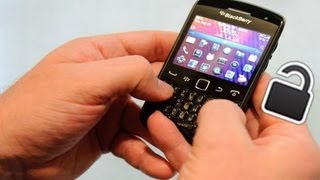 How to Unlock Blackberry Bold 9700 - Learn How to Unlock Blackberry Bold 9700 Here !