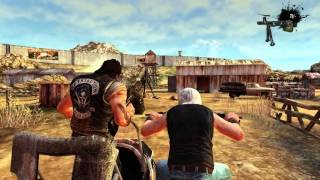 Ride to Hell Retribution (PC) walkthrough - Crack the Anvil