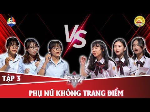 Trường Teen 2020 Tập 3 | THPT chuyên Lê Quý Đôn - Đà Nẵng vs THPT chuyên Quốc học Huế (VTV7)
