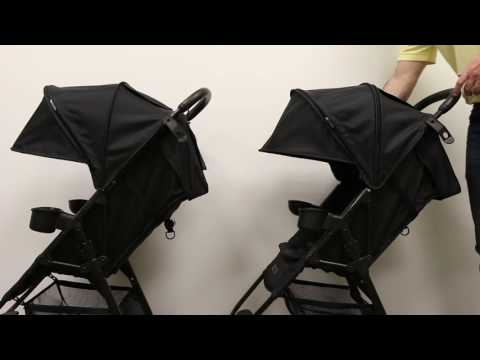 ZOE XL1 BEST vs DELUXE Model Comparison – Top Lightweight Travel Umbrella Stroller 2016