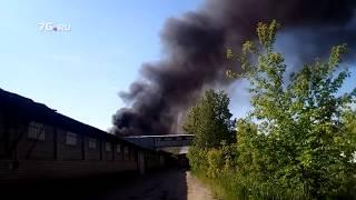 Пожар на Всполье