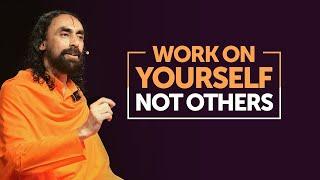 Focus on Yourself Not Others - The Winning Attitude of Life   Swami Mukundananda Motivation