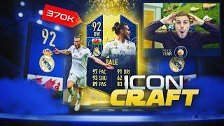 CONSIGO A GARETH BALE TOTY SBC POR MENOS DE 500K!!!   ICON CRAFT FIFA 19