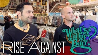 Rise Against - What's In My Bag?