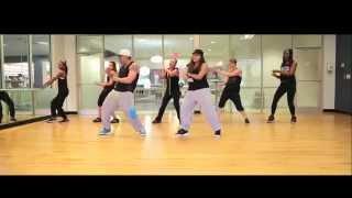 """Besas Tan Bien"" Farruko   Zumba Choreography"