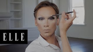 5 Amazing Drag Transformations   About Face   ELLE