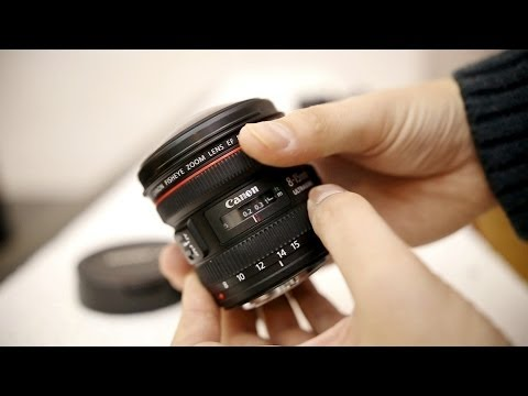 Canon 8-15mm f/4 USM 'L' Fisheye lens review with samples (APS-C and full-frame)