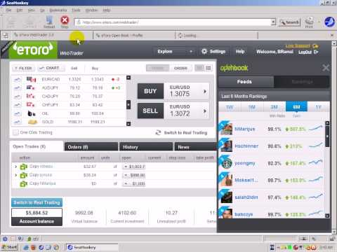Make Money With eToro and Copy Successful Traders | Forex eToro Practice Forex eToro