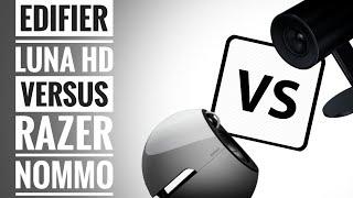 2.0 Lautsprecher Review/Vergleich: Edifier Luna HD vs. Razer Nommo
