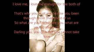 Drake Ft Jhene Aiko - From Time : Lyrics