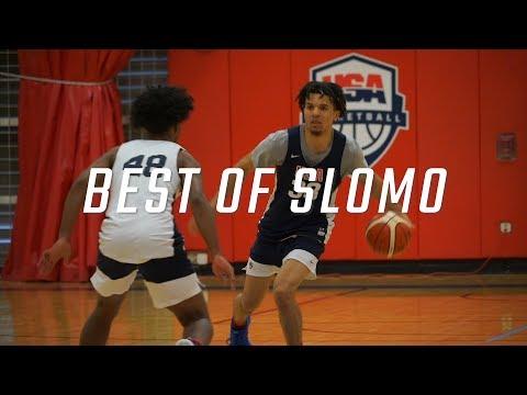 2018 USA Men's U18 National Team: Best of Slomo