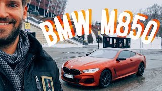 1200km z BMW M850i | VLOG | #GCOS