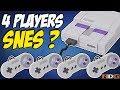 Jogos Do Super Nintendo Para 4 Jogadores
